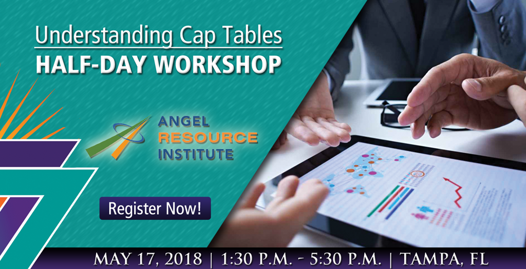 UNDERSTANDING CAP TABLES WORKSHOP